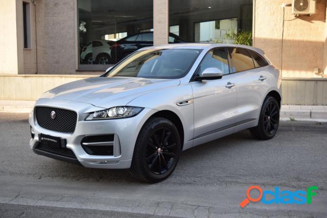 Jaguar f-pace diesel in vendita a carovigno (brindisi)
