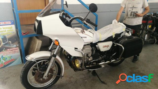 Moto guzzi california 1000 benzina in vendita a seregno (monza-brianza)