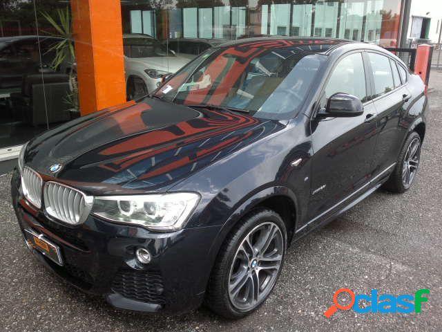 BMW X4 benzina in vendita a Castegnato (Brescia)