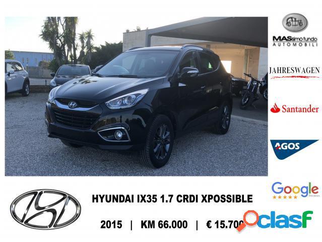 Hyundai ix35 diesel in vendita a melissano (lecce)
