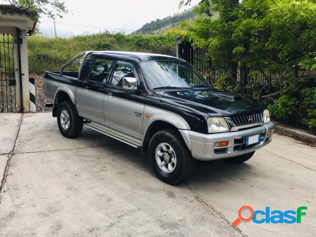 MITSUBISHI L200 diesel in vendita a Morano Calabro (Cosenza)