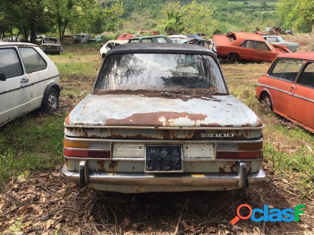 BMW Serie 3 benzina in vendita a Morano Calabro (Cosenza)