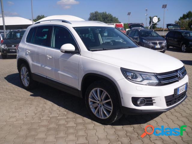 Volkswagen tiguan diesel in vendita a pezze di greco (brindisi)