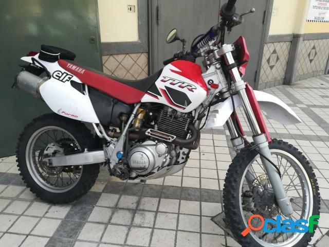 Yamaha tt 600 r benzina in vendita a giugliano in campania (napoli)