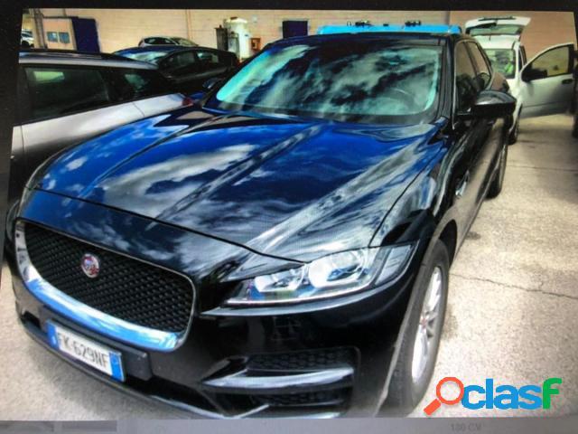 Jaguar f-pace diesel in vendita a montescaglioso (matera)