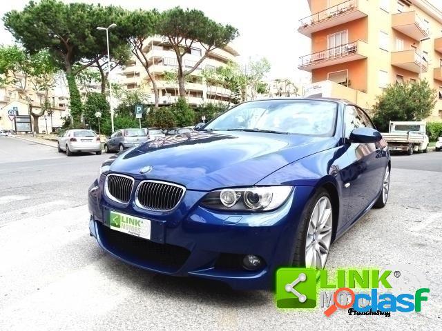 Bmw serie 3 cabrio diesel in vendita a civitavecchia (roma)