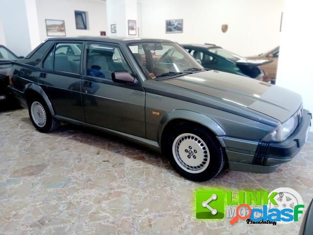 Alfa romeo 75 benzina in vendita a palermo (palermo)