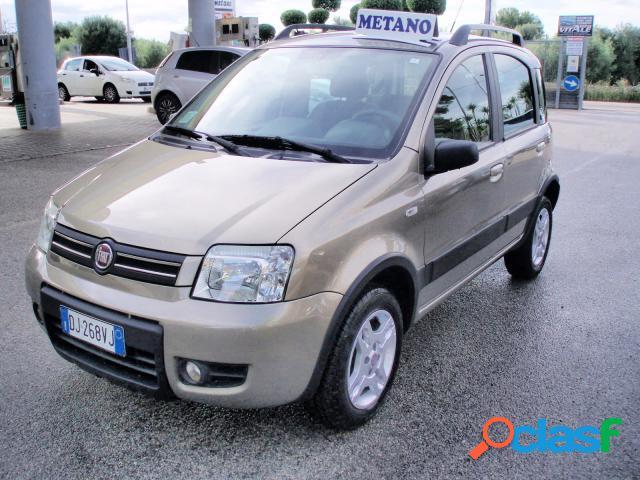 Fiat panda metano in vendita a san vito dei normanni (brindisi)