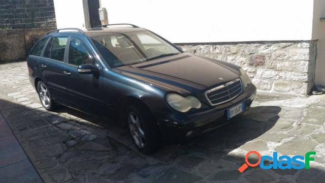 Mercedes classe 200 diesel in vendita a accettura (matera)