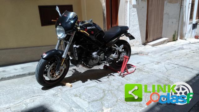 Ducati monster s4r benzina in vendita a trapani (trapani)