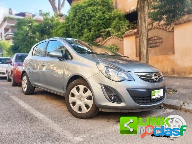 Opel corsa benzina in vendita a guidonia montecelio (roma)