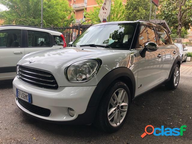 Mini countryman diesel in vendita a roma (roma)
