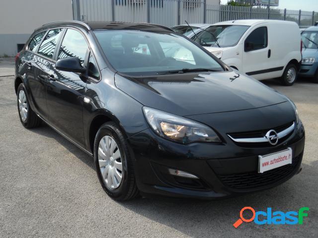 Opel astra sw cdti 110 cv van diesel in vendita a qualiano (napoli)