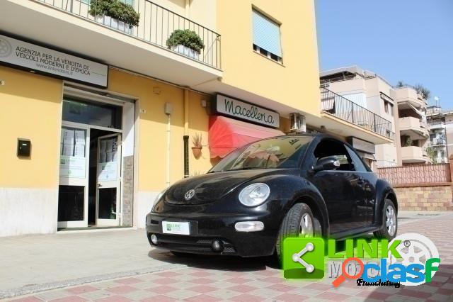 Volkswagen new beetle cabrio diesel in vendita a cagliari (cagliari)
