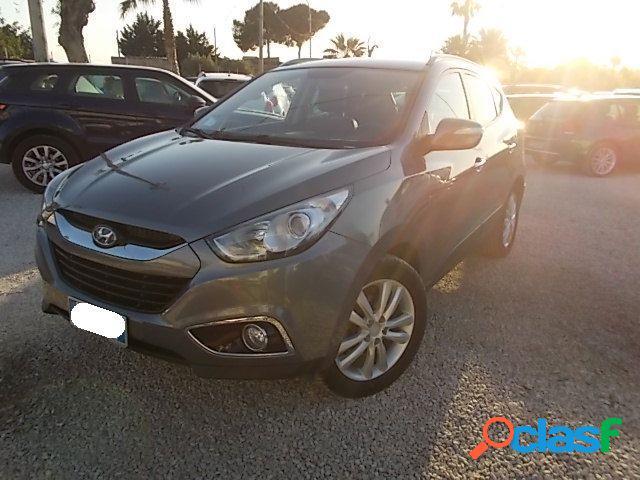 Hyundai ix35 diesel in vendita a vittoria (ragusa)