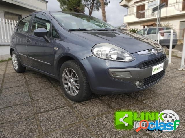 Fiat punto evo benzina in vendita a guidonia montecelio (roma)