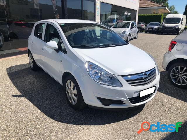 Opel corsa benzina in vendita a borgosesia (vercelli)