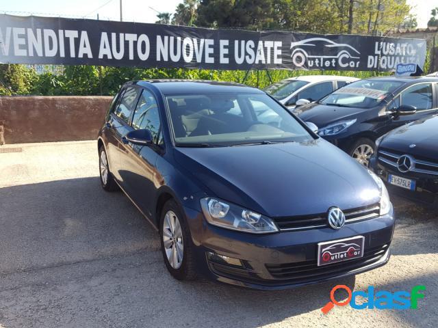 Volkswagen golf diesel in vendita a priolo gargallo (siracusa)