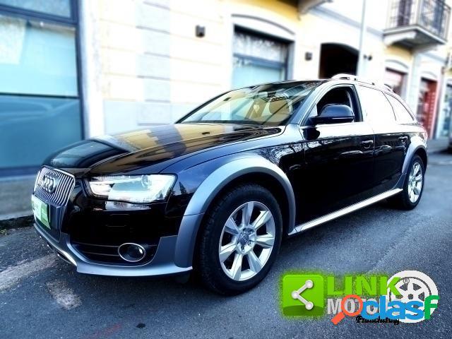 Audi a4 allroad diesel in vendita a novara (novara)