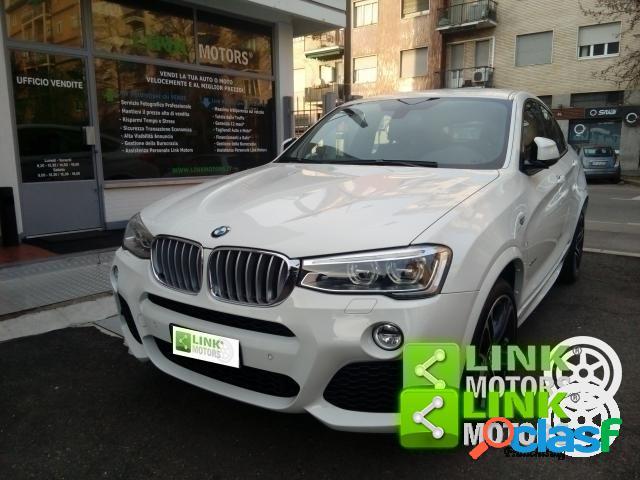 Bmw x4 diesel in vendita a milano (milano)