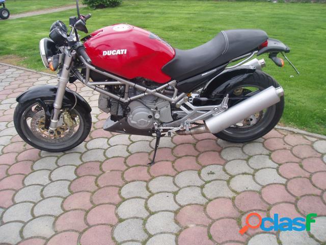 Ducati monster 620 in vendita a orzinuovi (brescia)