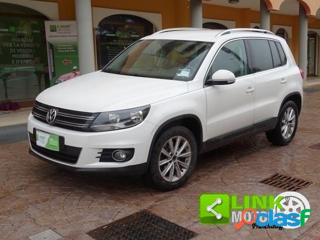 Volkswagen tiguan diesel in vendita a quartu sant'elena (cagliari)