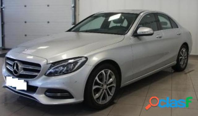 Mercedes classe c diesel in vendita a giugliano in campania (napoli)