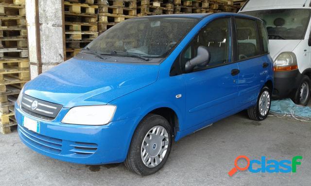 Fiat multipla metano in vendita a giugliano in campania (napoli)