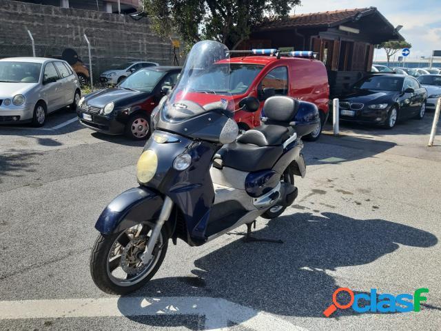 Aprilia Scarabeo 500 benzina in vendita a Fiumicino (Roma)