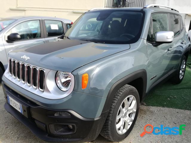 Jeep renegade diesel in vendita a palo del colle (bari)