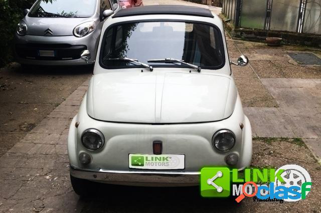 Fiat 500 l benzina in vendita a roma (roma)
