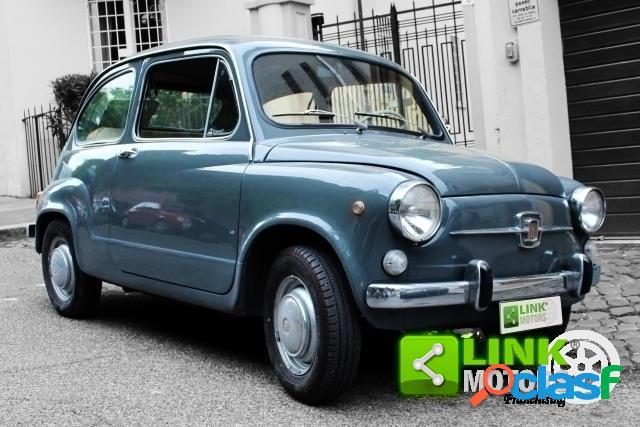 Fiat 600 benzina in vendita a roma (roma)
