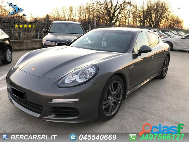 Porsche panamera diesel in vendita a verona (verona)