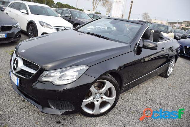 Mercedes classe e diesel in vendita a montalto di castro (viterbo)