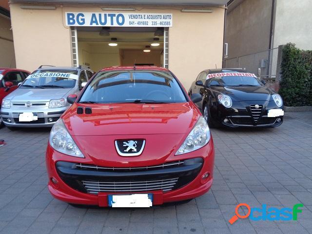 Peugeot 206 benzina in vendita a chioggia (venezia)