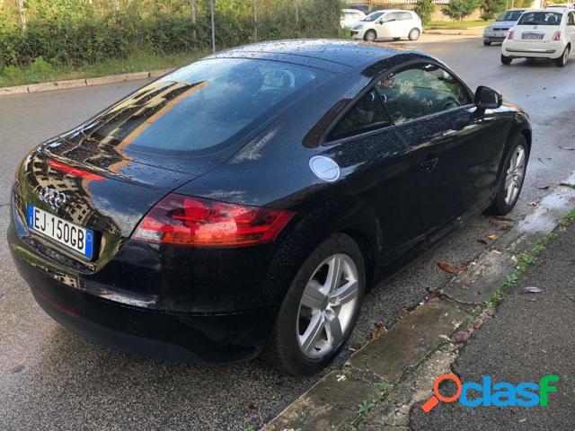 Audi tt coupè benzina in vendita a giugliano in campania (napoli)