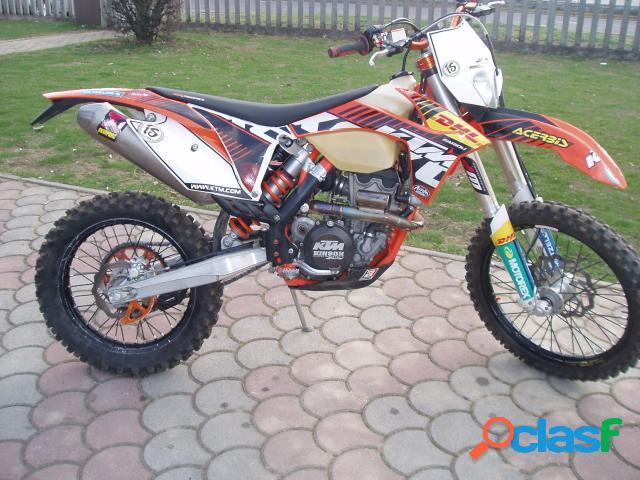 KTM EXC 350 in vendita a Orzinuovi (Brescia)
