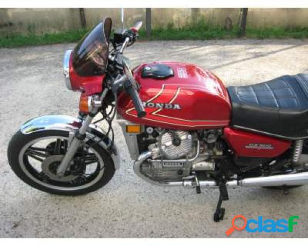 Honda cx 500 epoca benzina in vendita a firenze (firenze)