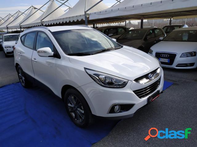 Hyundai ix35 diesel in vendita a giugliano in campania (napoli)