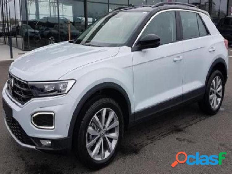 Volkswagen t-roc diesel in vendita a giugliano in campania (napoli)