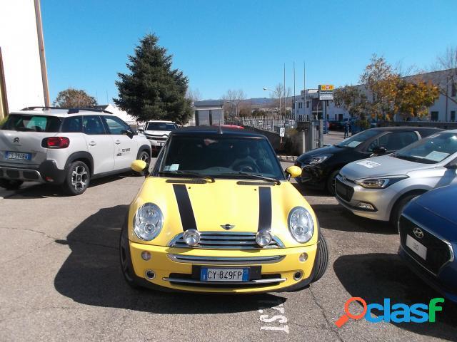 Mini cabrio benzina in vendita a terni (terni)