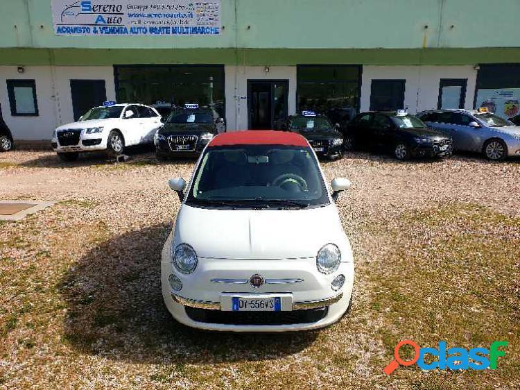 Fiat 500 cabrio benzina in vendita a pesaro (pesaro-urbino)