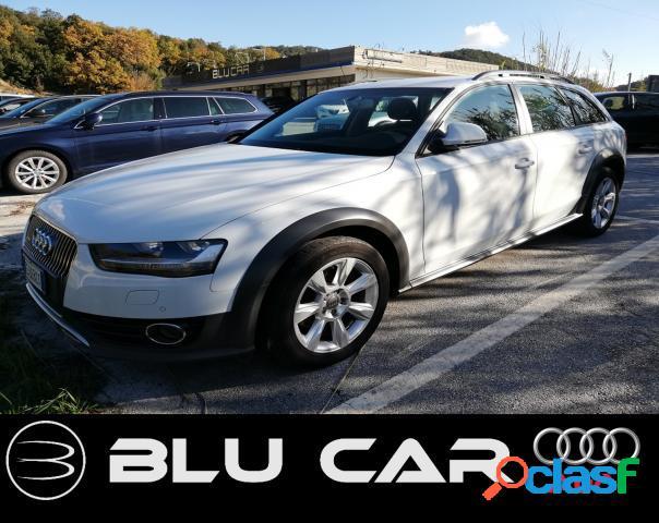 Audi a4 allroad diesel in vendita a isernia (isernia)