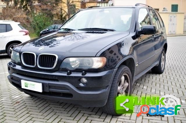 BMW X5 diesel in vendita a Prato (Prato)
