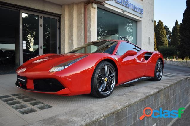 Ferrari 488 gt benzina in vendita a carovigno (brindisi)