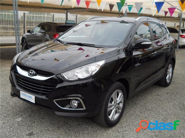Hyundai ix35 diesel in vendita a recale (caserta)