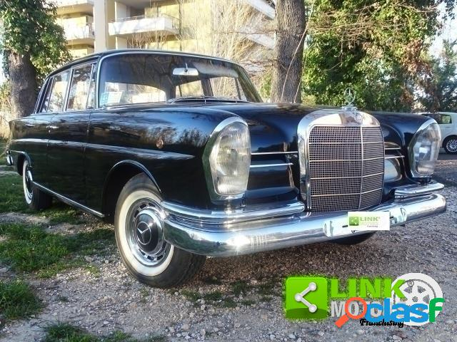 Mercedes 220 s codine benzina in vendita a spoltore (pescara)