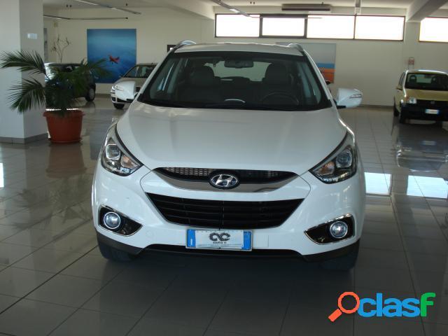 Hyundai ix35 diesel in vendita a ugento (lecce)