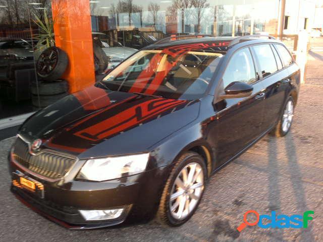 Skoda octavia station wagon diesel in vendita a castegnato (brescia)
