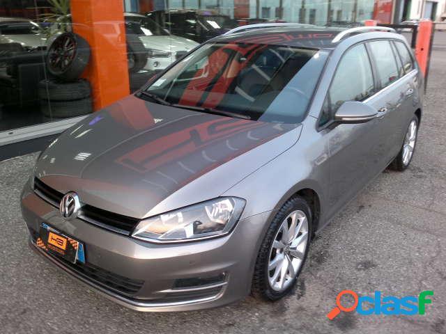 Volkswagen golf variant diesel in vendita a castegnato (brescia)